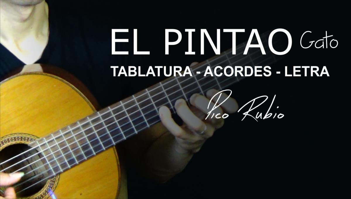 El Pintao (Gato) – Adolfo Abalos – Juan y Benicio Díaz